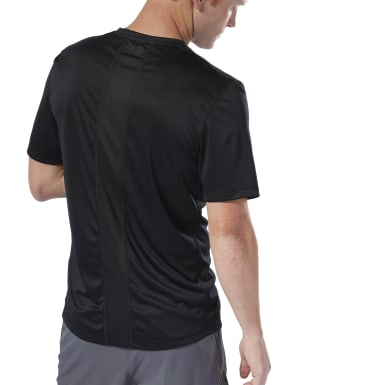 Camiseta de cuello redondo Run Essentials