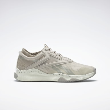 Women HIIT Beige Reebok HIIT Shoes