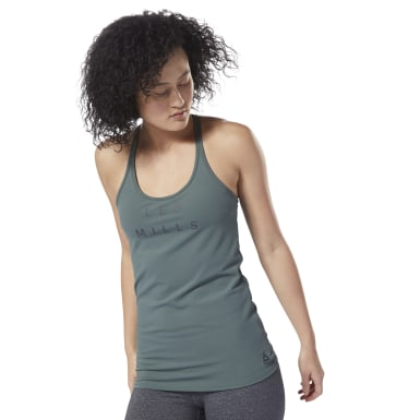 Top LES MILLS LONG BRA