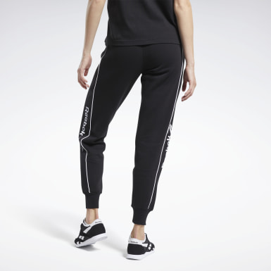 CL F LINEAR PANT Negro Mujer Classics