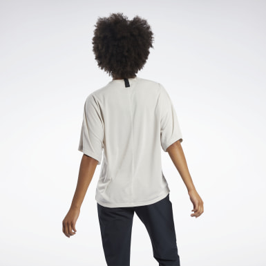 Fabric Mix T-Shirt