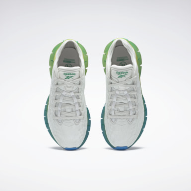 Women Running Grey Zig Kinetica Shoes