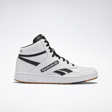Classics White BB 4600 Basketball Shoes