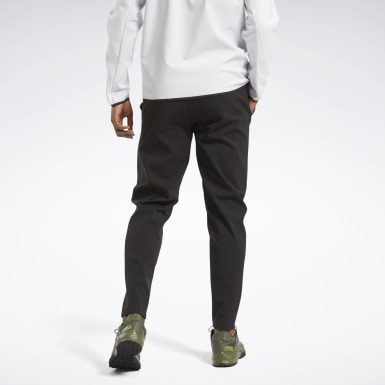 Men Hiking Black Thermowarm Deltapeak Joggers