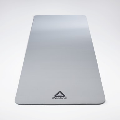 Fitness & Training Training Mat – 7 mm – Grey Grau