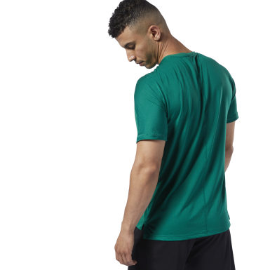 Men Training Green Training ACTIVCHILL Move Tee