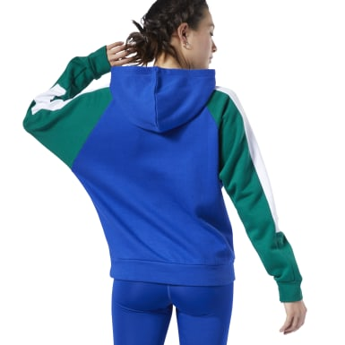 Felpa Workout Ready Colorblocked