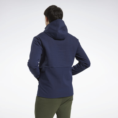 синий Худи Thermowarm Deltapeak Full-Zip  Control