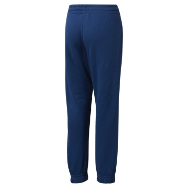 Boys Training Blue Boys Elements French Terry Pant