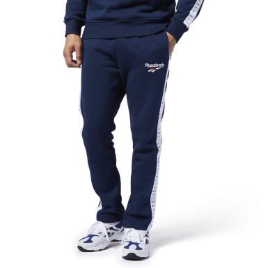 Men Classics Blue Classics Vector Jogger Pants
