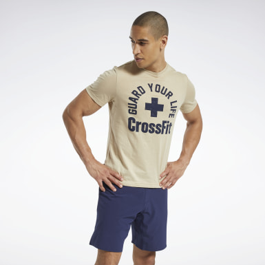 Men Cross Training CrossFit® Guard Your Life T-Shirt