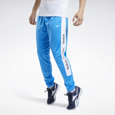 Pantalon de sport Training Essentials Blue Hommes Entraînement