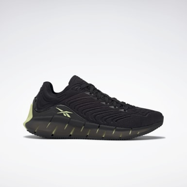 Men Classics Black Zig Kinetica Shoes