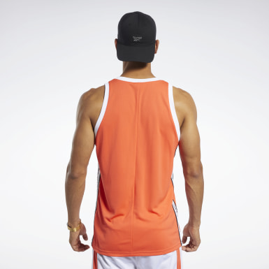 Meet You There Basketball Tank Top