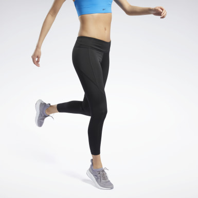 Dames Wielrennen Zwart Workout Ready Pant Program Legging