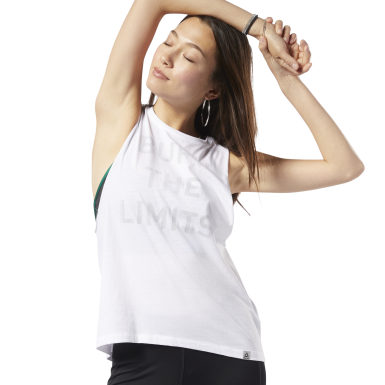 Musculosa Graphic Series Burn Limits Muscle