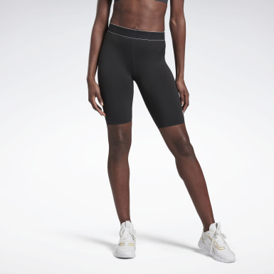 Pants cortos Ciclista VB Negro Mujer Fitness & Training