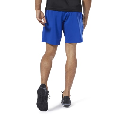 Shorts Gráficos Tejidos Workout Ready Azul Hombre Fitness & Training