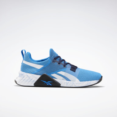 Men Fitness & Training Blue Flashfilm Train 2 Shoes