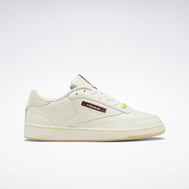 Scarpe Hot Ones Club C 85 Bianco Classics