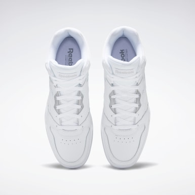 Men Classics White Reebok Royal BB4500 HI2