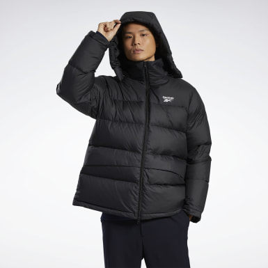 Men Classics Core Mid Down Jacket