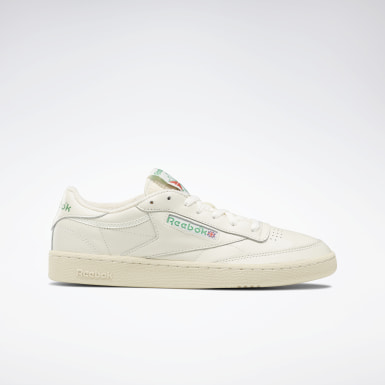 Classics White Club C 1985 TV Shoes