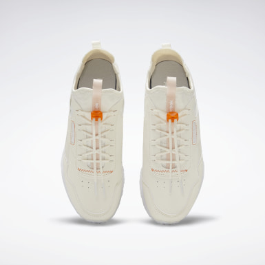 Women Classics White Reebok Royal Glide AC Shoes
