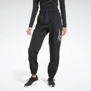 Pantaloni MYT Nero Donna Fitness & Training