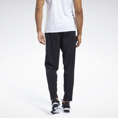 Men Fitness & Training Black Workout Ready Track Pant