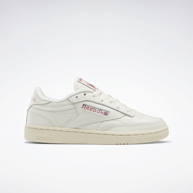 Women Classics White Club C 85 Shoes