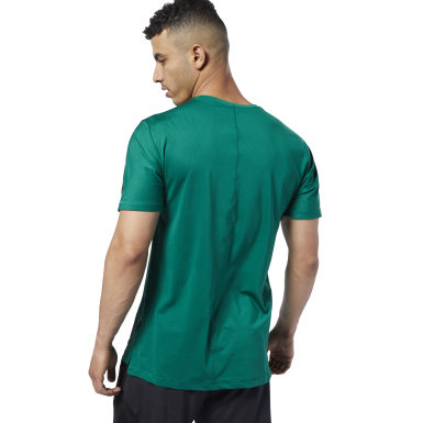 Remera One Series Training ACTIVCHILL Move Verde Hombre Fitness & Training