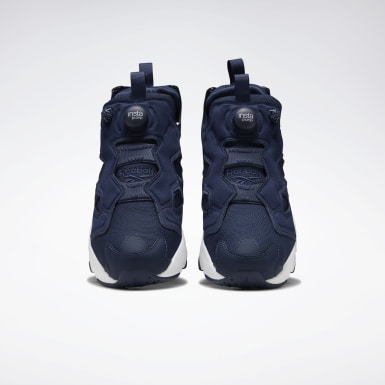 Classics Instapump Fury OG Shoes Blau