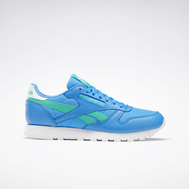 Classics Classic Leather Shoes Blau