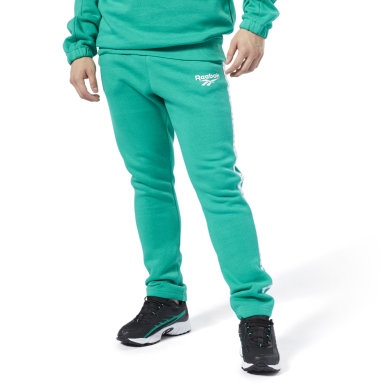 Men Classics Green Classics Vector Jogger Pants