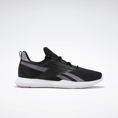 Women Fitness & Training Black Reebok Reago Pulse 2.0 Shoes