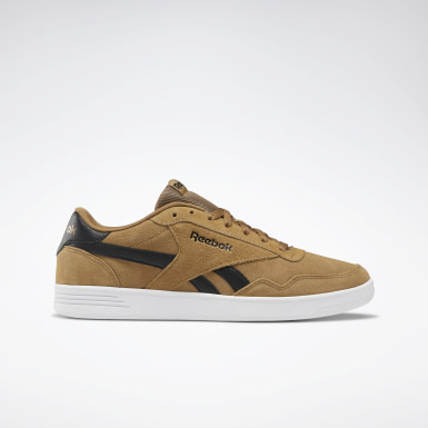 Men Classics Brown Reebok Royal Techque T Shoes