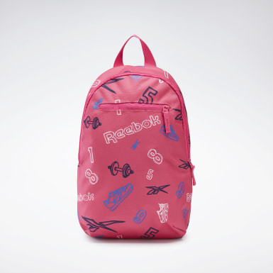 Allover Print Backpack Small
