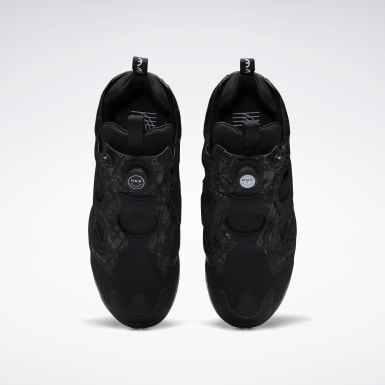 черный Кроссовки BLACK EYE PATCH Instapump Fury OG