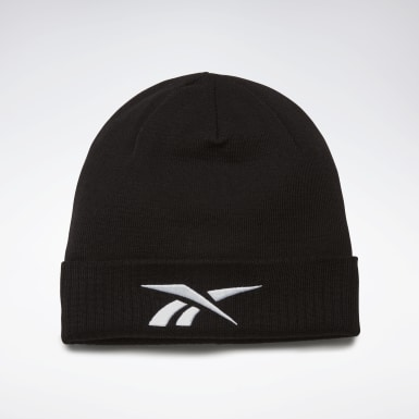 Running Black Active Enhanced Winter Beanie
