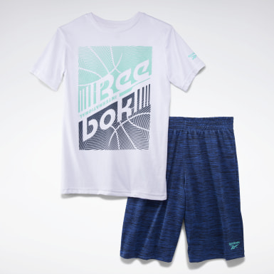 Boys Training Reebok 2-Piece Set