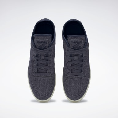 Classics Blue Club C Wool & Corn Shoes
