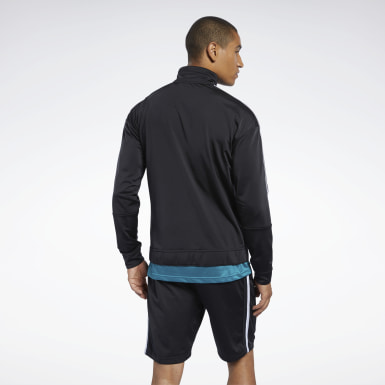 Mænd Fitness & Training Black Workout Ready Jacket