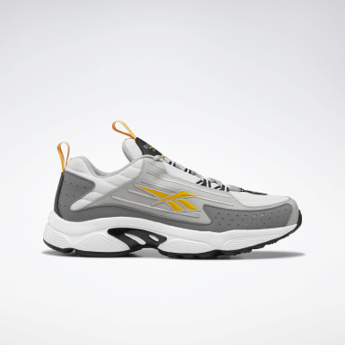 Classics Grey DMX Series 2K Shoes