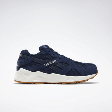 Classics Blue Aztrek 93 Shoes