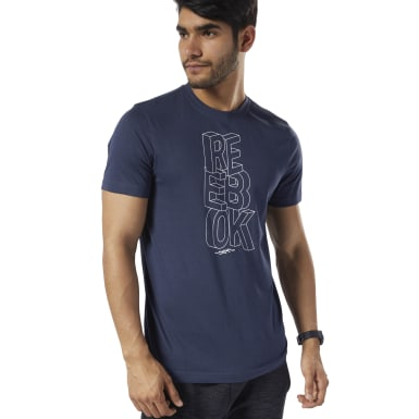 Camiseta Graphic Series Reebok 1895