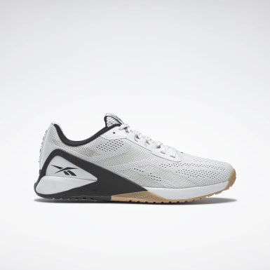 Men Cross Training White Nano X1 Shoes