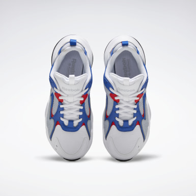 Jongens Classics Wit Reebok Royal Turbo Impulse 2.0 Schoenen