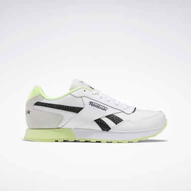 Men Classics White REEBOK CL HARMAN RUN