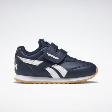 Infants Classics Blue Reebok Royal Classic Jogger 2.0 Shoes